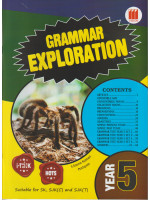 Grammar Exploration Year 5