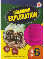Grammar Exploration Year 6