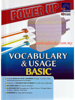 Power Up Vocabulary & Usage Basic