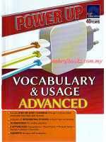 Power Up Vocabulary & Usage Advanced