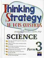 Thinking Strategy in Hots Questions Science Form 3