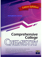 Comprehensive College Chemistry Latest Syllabus