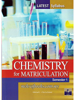Chemistry For Matriculation Semester 1