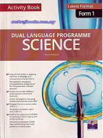 Dual Language Programme Science Activity Book Form 1 Latest Format
