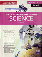 Dual Language Programme Science Activity Book Form 3 Latest Format