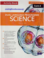 Dual Language Programme Science Activity Book Form 4 Latest Format