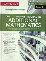 Dual Language Programme Additional Mathematics Activity Book Form 4 Latest Format
