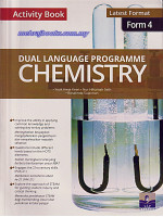 Dual Language Programme Chemistry Activity Book Form 4 Latest Format