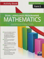 Dual Language Programme Mathematics Activity Book Form 5-Bilingual