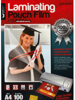 ULF-A4SG Laminating Pounch Film 100 Pieces
