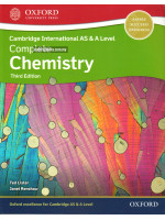 Cambridge International AS & A Level Complete Chemistry 3rd Edition