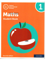 Oxford International Primary Maths: Student Book 1 2nd Edition