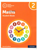 Oxford International Primary Maths: Student Book 2 2nd Edition