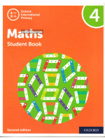 Oxford International Primary Maths: Student Book 4 2nd Edition