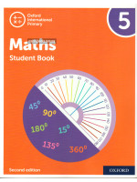 Oxford International Primary Maths: Student Book 5 2nd Edition