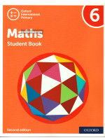 Oxford International Primary Maths: Student Book 6 2nd Edition