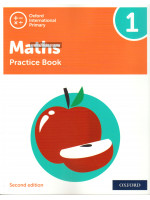 Oxford International Primary Maths: Practice Book 1 2nd Edition