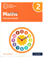 Oxford International Primary Maths: Practice Book 2 2nd Edition