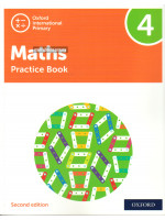 Oxford International Primary Maths: Practice Book 4 2nd Edition