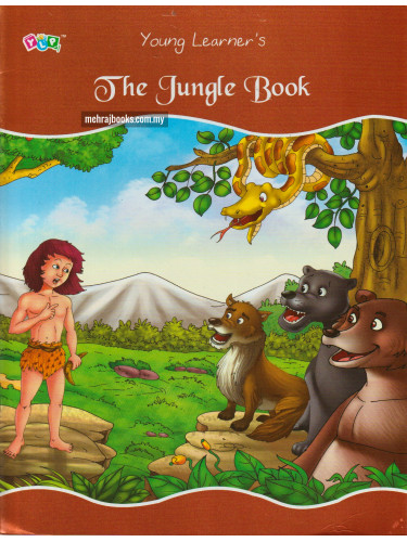 Young Learners's The Jungle Book