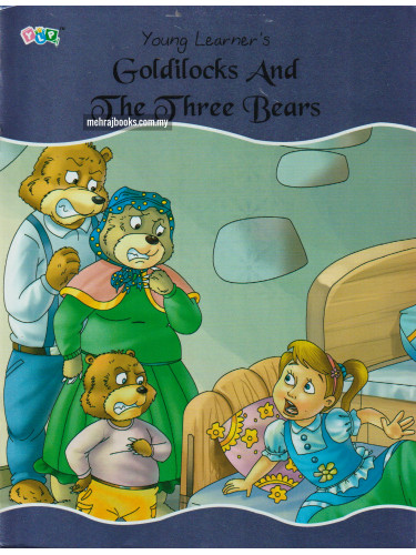 Young Learners's Goldilocks And The Three Bears