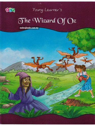 Young Learners's The Wizard Of Oz