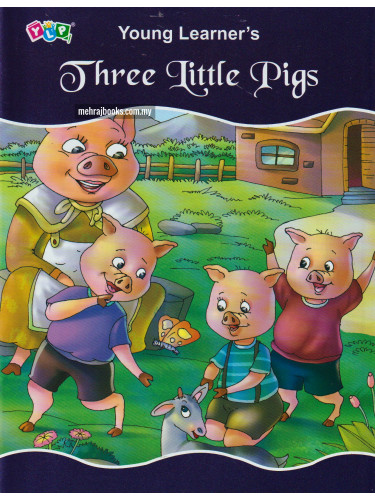 Young Learners's Three Little Pigs