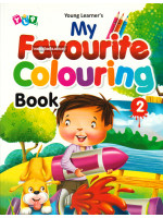 My Favourite Colouring Book 2