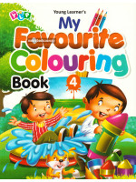 My Favourite Colouring Book 4