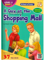 A Day at the Shopping Mall Level 2 Book 4