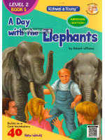 A Day with the Elephants Level 2 Book 5