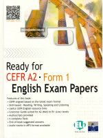 Ready for CEFR A2 Form 1 English Exam Papers