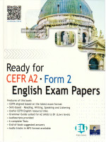 Ready for CEFR A2 Form 2 English Exam Papers