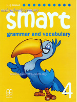 Buku Aktiviti English Smart 4 Grammar and Vocabulary Year 4