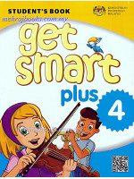 Buku Teks English Get Smart Plus 4 Student's Book Year 4