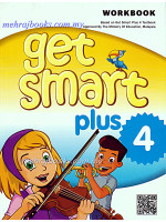 Buku Aktiviti English Get Smart Plus 4 Workbook Year 4