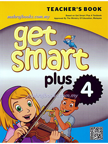 Buku Teks English Get Smart Plus 4 Teacher's Book Year 4