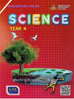 Textbook Science Year 4-DLP