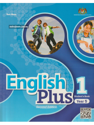 Buku Teks English Plus 1 Student's Book Year 5