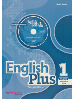 Buku Teks English Plus 1 Teacher's Book Year 5 (DVD+CD)