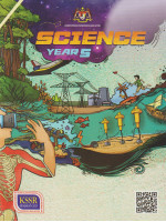 Textbook Science Year 5-DLP