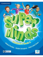 Buku Teks English Super Minds Student's Book 1