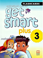 Get Smart Plus 3 Flashcards for Year 3
