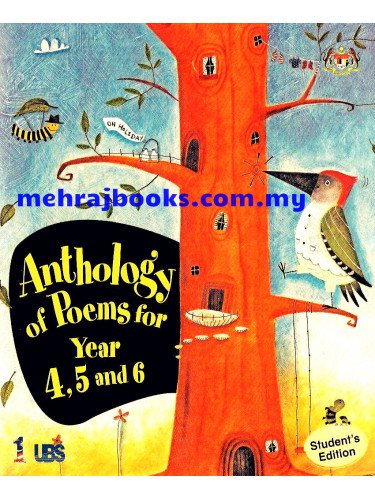 Anthology of Poems for Year 4, 5 and 6