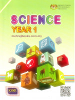 Textbook Science Year 1 - DLP