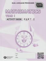 Activity Book Mathematics Year 1 Part 2 - DLP