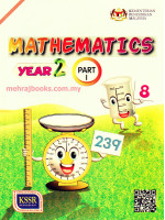 Textbook Mathematics Year 2 Part 1 - DLP