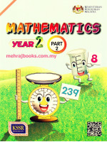 Textbook Mathematics Year 2 Part 2 - DLP