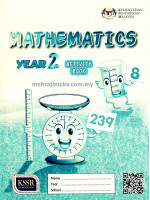 Activity Book Mathematics Year 2 - DLP