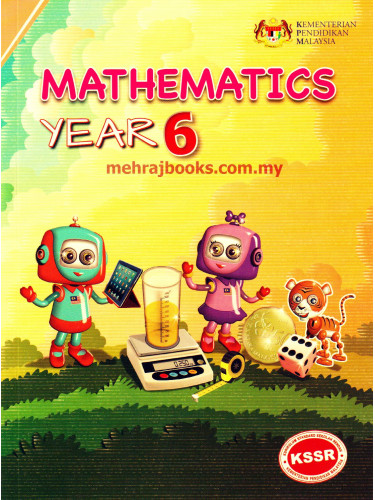 Textbook Mathematics Year 6 - DLP